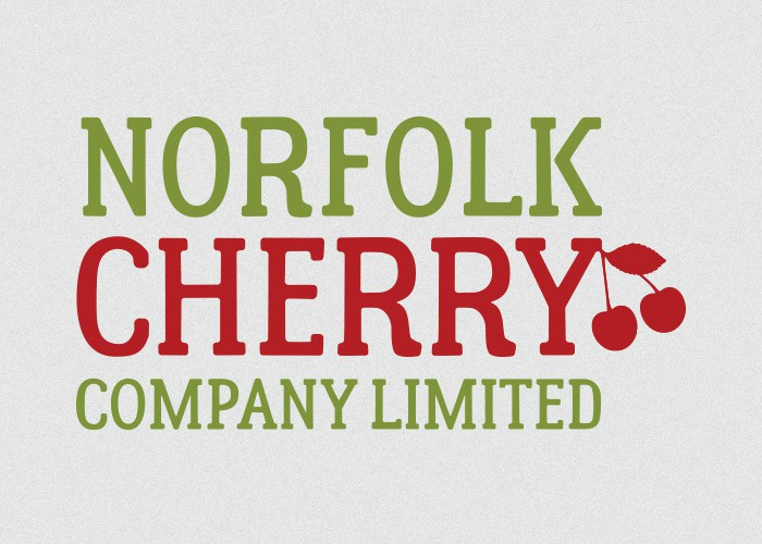 Norfolk Cherry Company Logo